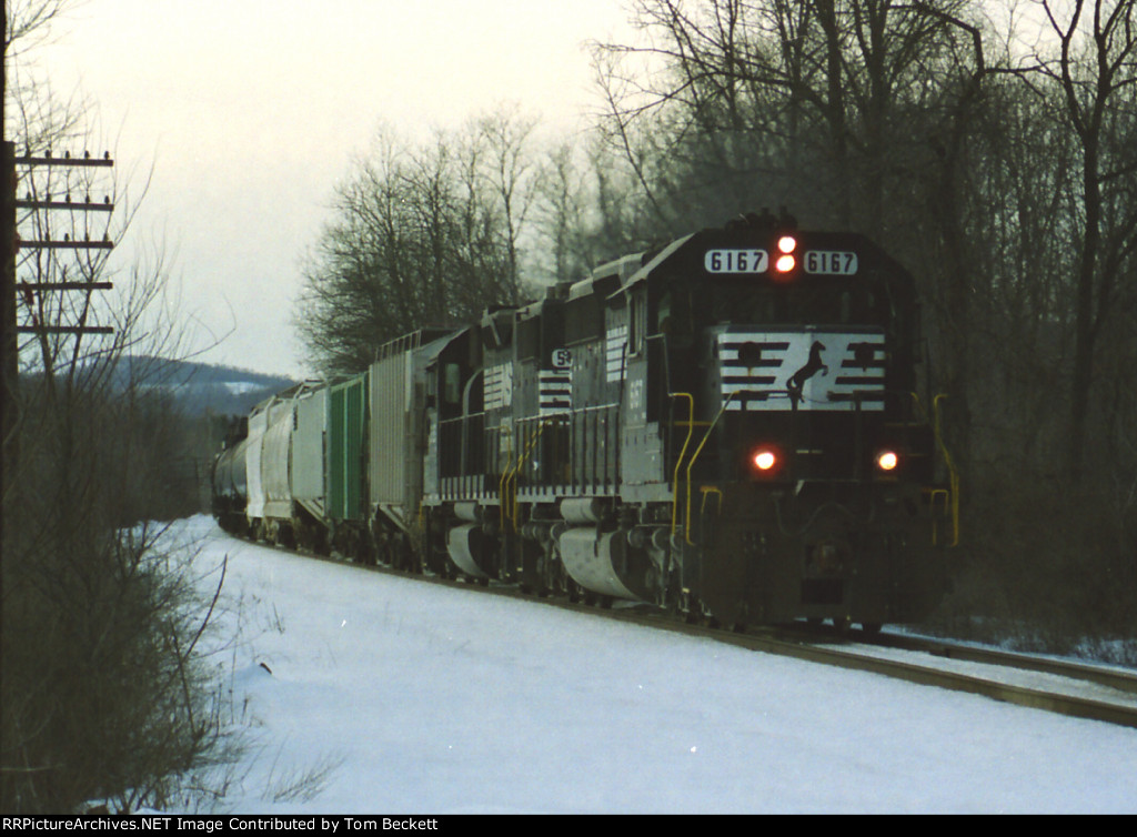 Short train rolling