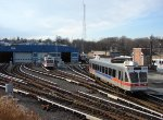 Norristown High Speed Line shop