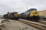 CSX mate 2339 and AC444CW 482