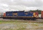 CSX SD40E-3 1705