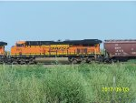 BNSF 8076