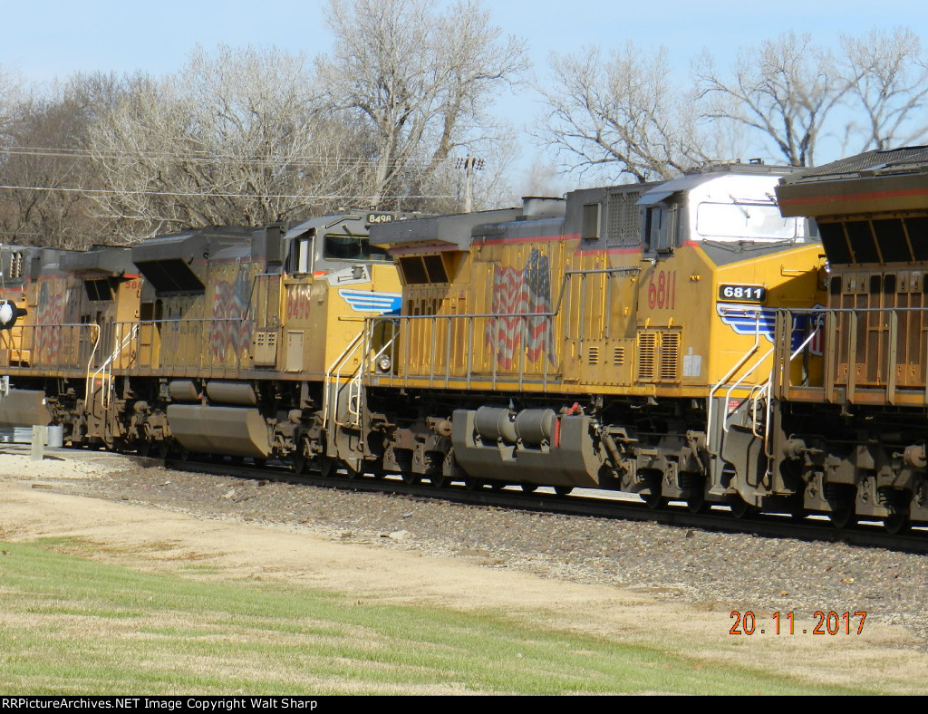UP 6811 and UP 8498