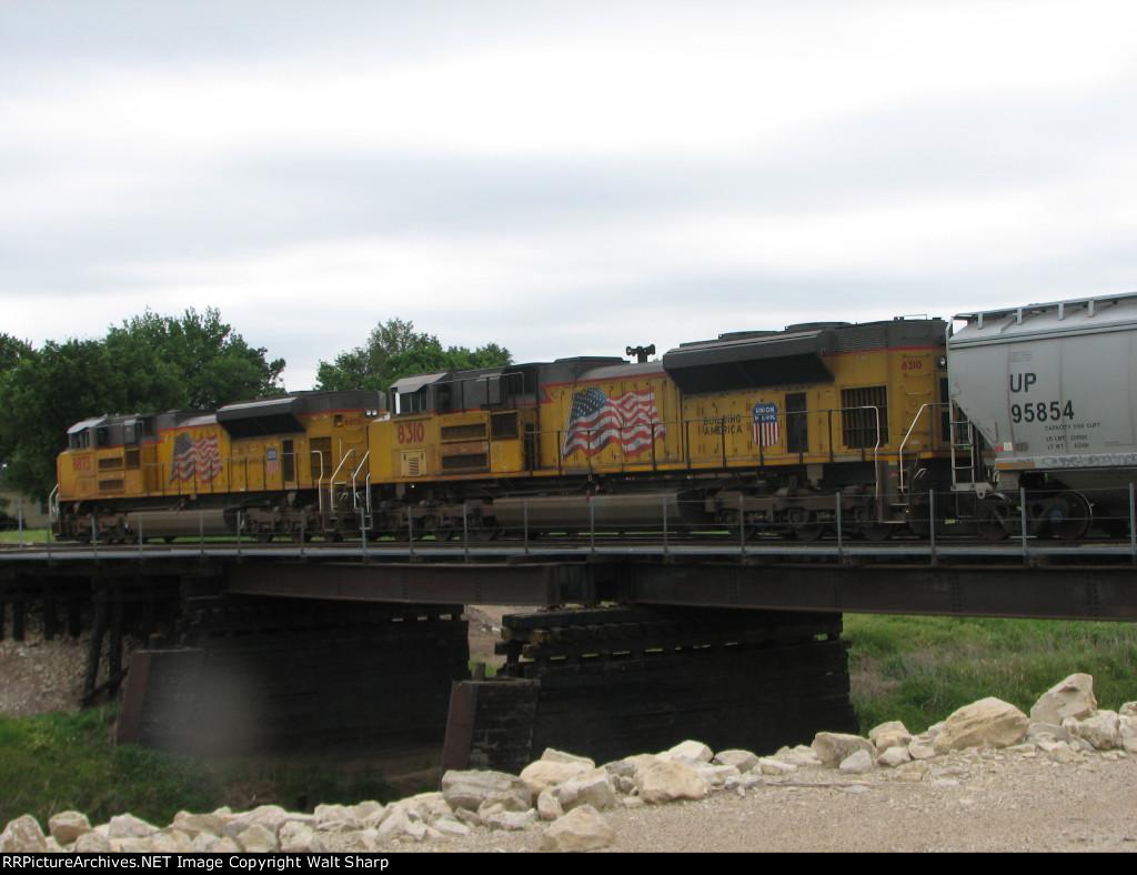 UP 8310