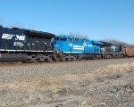 NS 8098- Conrail Heritage Unit