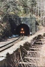 Hark!  A train still cometh!