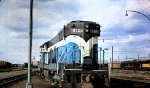 Burlington Northern SD9 6105