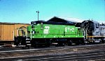 Burlington Northern Yard Slug ET-2