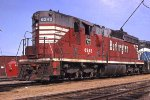 Burlington Northern SD24 6242