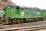 Burlington Northern GP5 1364