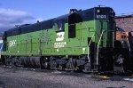 Burlington Northern SD9 6101