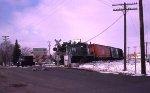Burlington Northern NW5 986
