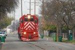Central California Traction Company 2101