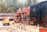 Steamtown Bellows Falls Vermont July 1981