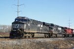 NS 7691 leads light power that has just wyed on the M&P Sub