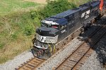 NS 7306 is a fresh rebuild from an ex-UP SD9043MAC