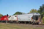 G77 shoves east by Tower CK after switching in Goodview