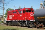 G77 has grabbed some tank cars