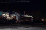 Amtrak 20 in the dark