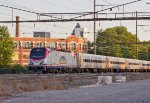 AMTK ACS-64 #642 on Train No. 876