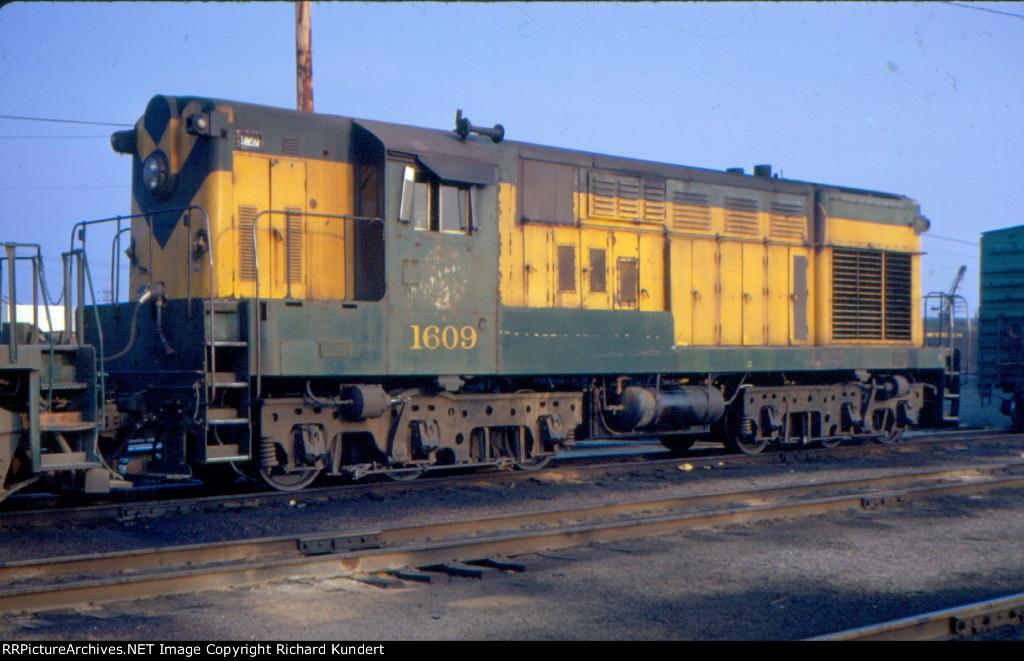 CNW 1609