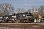BNSF 6581 South On NS 376