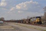 CSXT 7667 On CSX Emt Coal  Drag Southbound