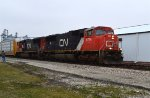 CN 5714 and 5664