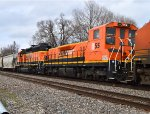 BN 55 and BNSF 1620