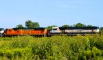 BNSF 292 and 9497