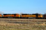 BNSF 547 and 9896