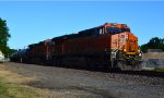 BNSF 7145 and 8115