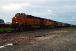 BNSF 7923 and 5839