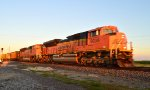 BNSF 9038 and 9196
