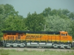 BNSF 5948 New Logo Cherokee, KS