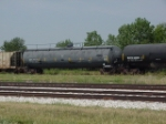 GATX 48140 Tank Car with new updated reflective tape