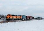 BNSF 3186 West
