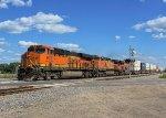 BNSF 6672 West