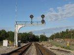 N&W signals