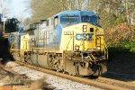 CSX 621 (AC60CW) 7312 (C40-8W)