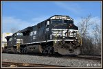 NS 7502 has new trucks.