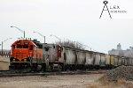 BNSF 2595 & 621