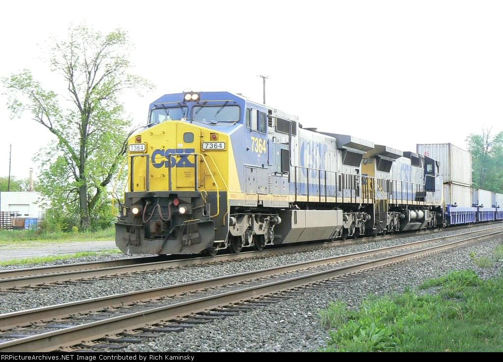 CSX 7364