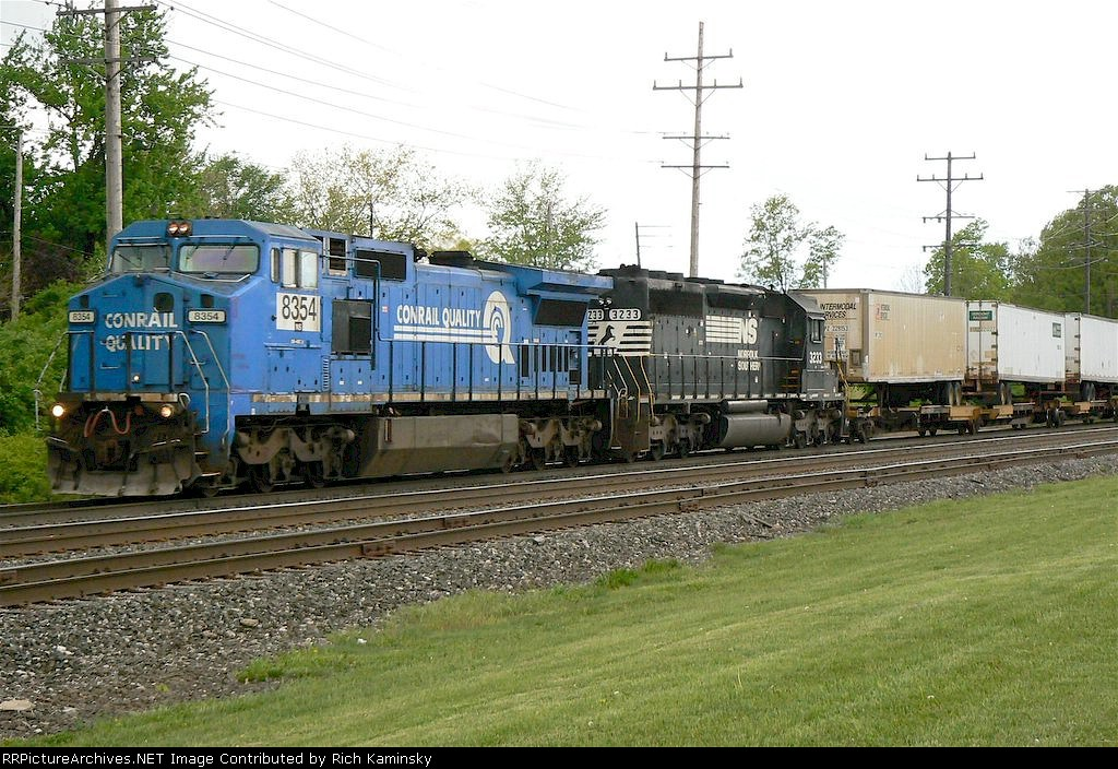 NS 8354