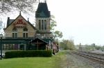 The Old Berea Union Depot