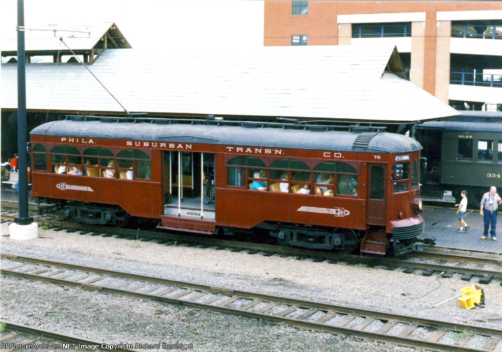 Philadelphia Suburban car