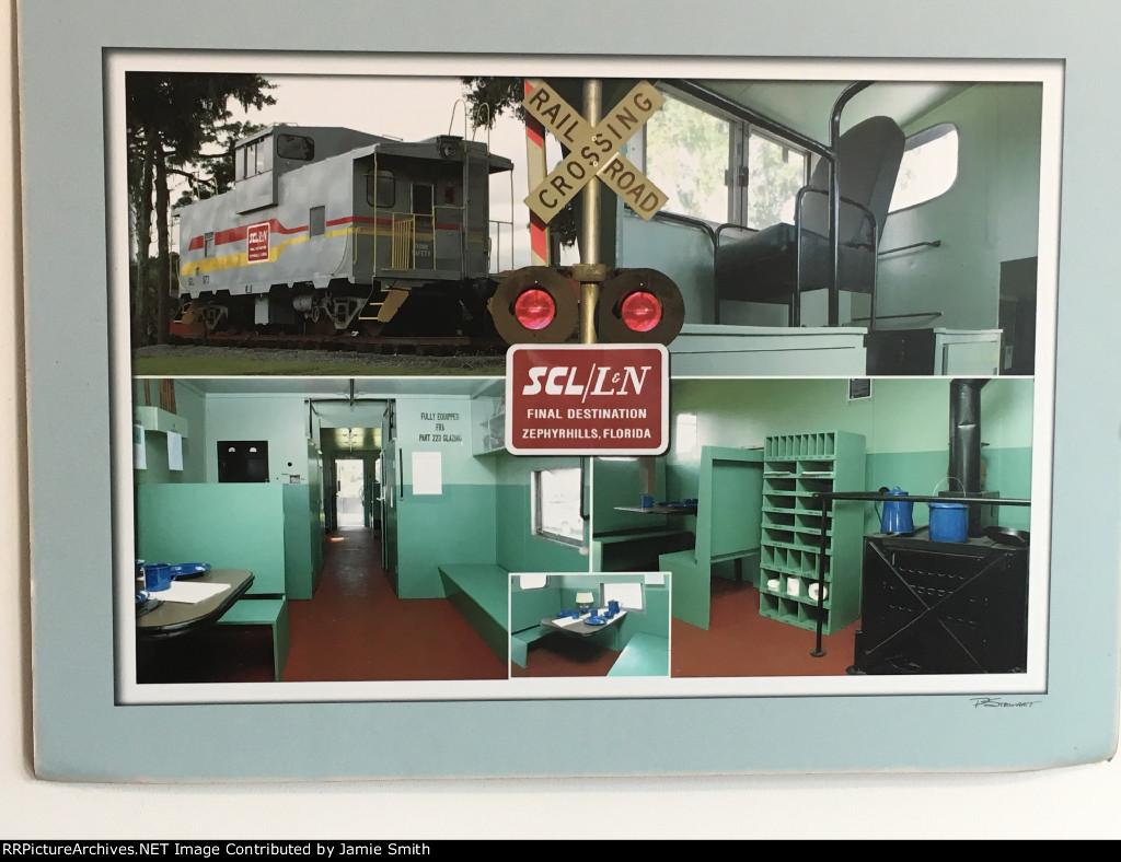 Zephyrhills Depot Museum & Caboose