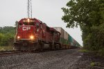 Another CP SD60 leads Q166