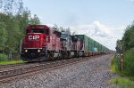 CSX Q166 SD30C-ECO leader