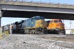 CSX Tanker Trains