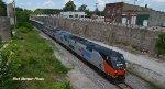 Amtrak Detour on the Fourth
